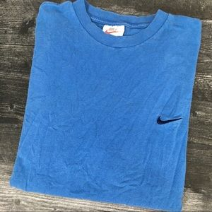 Vintage 1990s Nike Made In USA T-shirt